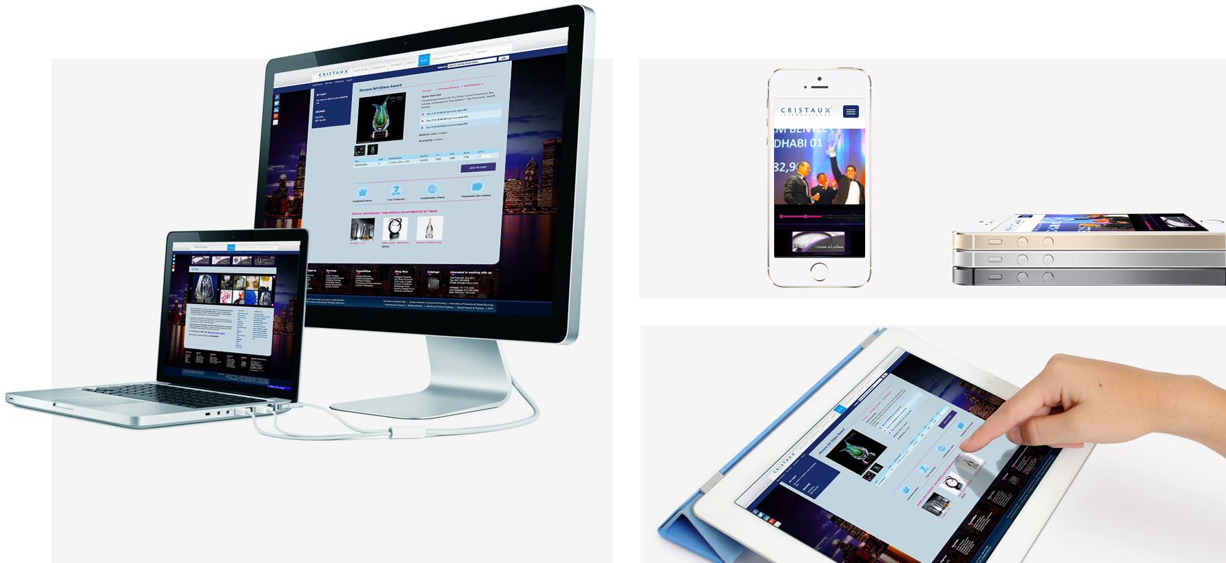 طراحی وب سایت زیبا و تمیز