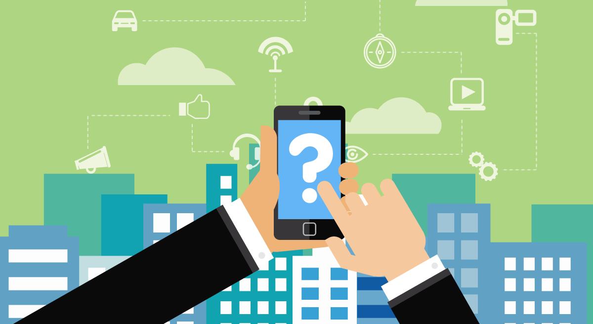 ضرورت طراحی اپلیکیشن برای کسب و کار