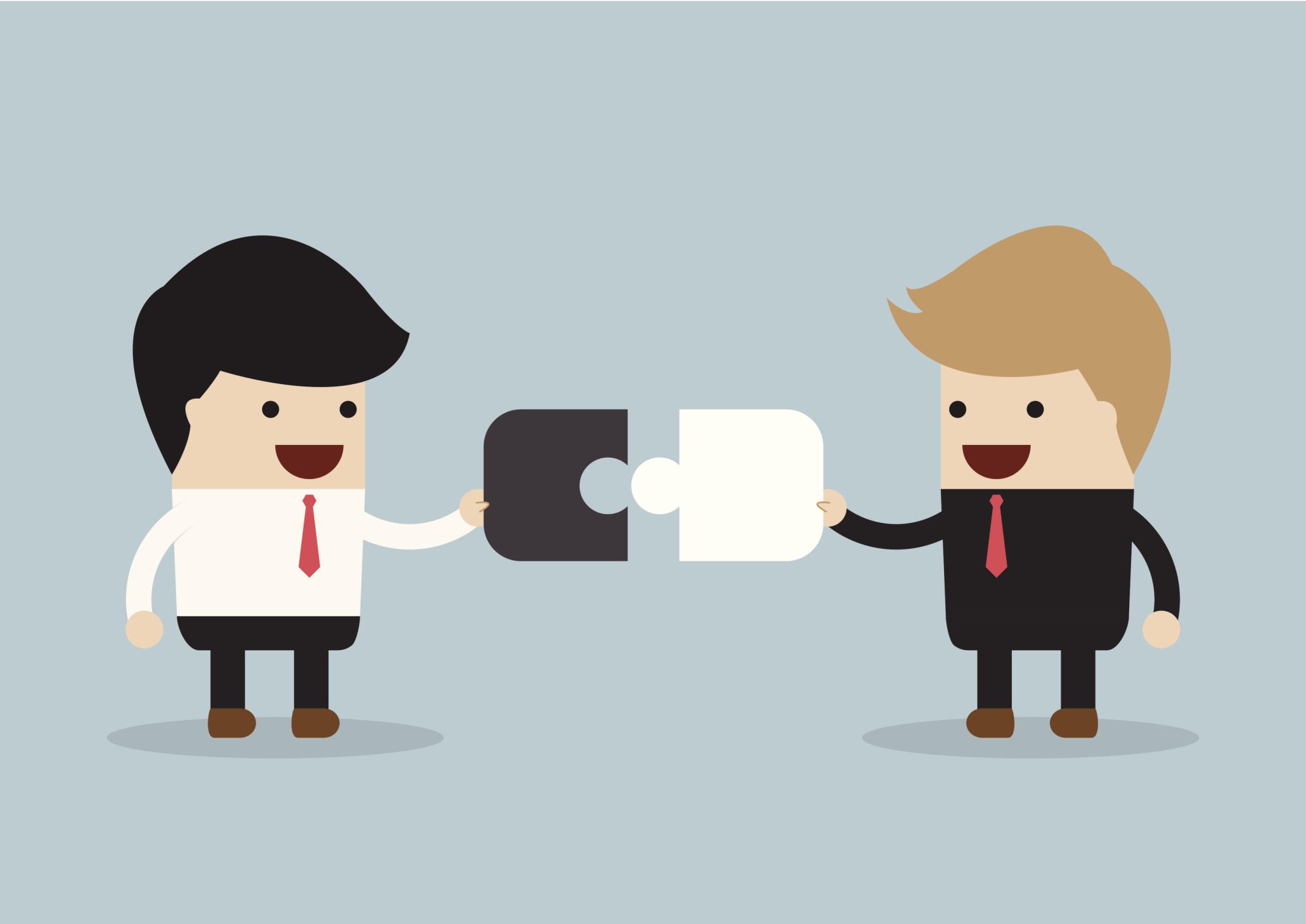 ارتباط قوی با مشتریان