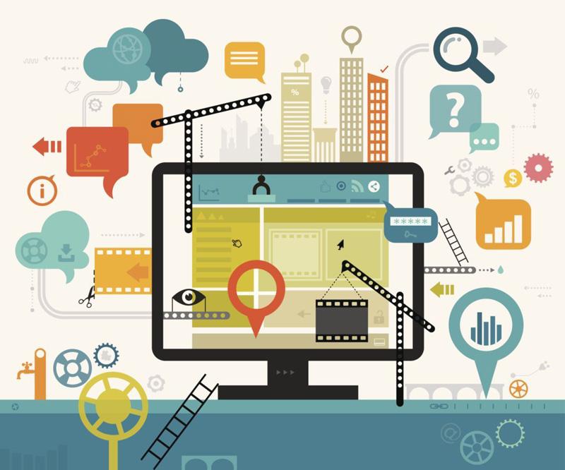 توسعه وب سایت برای کاربران مبتدی